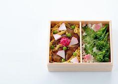春愛でる京料理が新宿伊勢丹「京都歴代のれん市」に会す。花見弁当や桜スイーツに注目 6枚目