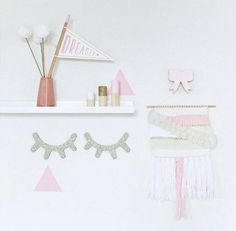 Pretty in Pine. The original home of the SLEEPY EYES. Along with many more timber decorative pieces for children's rooms. Girl Room, Girls Bedroom, Baby Room, Ikea Hacks, Diy Wall Decor, Room Decor, Sleepy Eyes, Nursery Design, Kids Decor