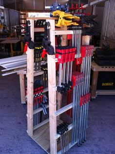 Rolling clamp rack - WOOD Community