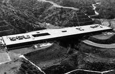 Craig Ellwood   Art Center of College Design   Pasadena - California - Estados Unidos   1970-1975 © Art Center College of Design