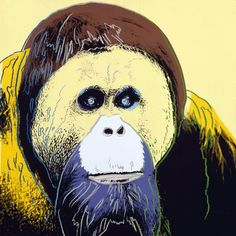Энди Уорхол. Вымирающие виды Государственный Дарвиновский музей