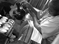 Un itinerario in bianco e nero nell'Etiopia del Nord