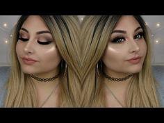 Easy Smokey Eyes Makeup Tutorial | Spring Makeup Tutorial 2017 | BeautyByJosieK https://i.ytimg.com/vi/WchBxgj7rZk/hqdefault.jpg