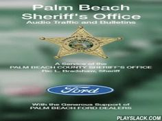 Audio Traffic Palm Beach  Android App - playslack.com , The PBSO Audio Traffic app is free download that allows Palm Beach County residents to listen to live traffic reports and breaking bulletins in Palm Beach County, giving users the traffic and public safety information they need without the distraction of looking at their phone while driving.No more distractions from looking at your iPhone for traffic information. The PBSO Audio Traffic app let's you hear traffic information throughout…