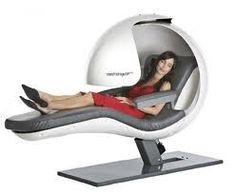 Future technology dream chair #Future #Technology