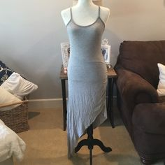 Adorable Grey Dress From Angl Size Medium