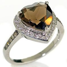 """Chocolate diamond.  Can you say """"perfect valentines gift""""?  Chocolate and diamonds- everything a girl wants!"""