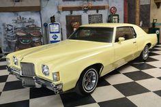 1972 Pontiac Grand Prix Coupe for sale Pontiac 2017, Trans Am Pontiac, Pontiac Cars, Pontiac Firebird, Chevrolet Corvette, 1960s Cars, Car Camper, Pontiac Grand Prix, Us Cars