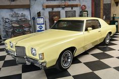 1972 Pontiac Grand Prix Coupe for sale #1740923 | Hemmings Motor News