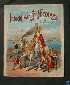 Intocht van Sint Nicolaas, 1903
