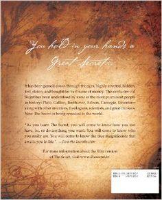 The Secret: Rhonda Byrne: 9781582701707: Amazon.com: Books