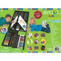 179 Piece Art Set- $19.99