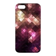 Crystal Reflection Pattern Protective Hard Cases for iPhone 4 and 4S