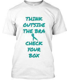 Check Your Box - Know the Symptoms | Teespring