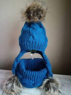 Pavlak / modra supravička Winter Hats, Fashion, Moda, Fashion Styles, Fashion Illustrations
