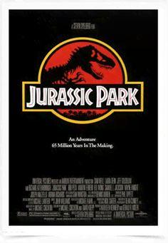 Poster Cinema Filme Jurassic Park - Comprar em Decor10