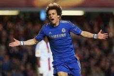 Gol DL4 - Chelsea FC 3 - FC Basel 1893 1.[UEFA Europa League Semifinal]
