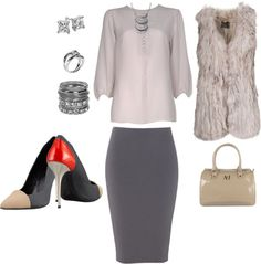 """polished"" by sidoney-sterling on Polyvore"