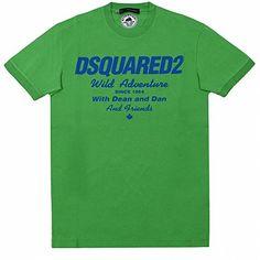 (ディースクエアード) DSQUARED2 S71GD0118 S20694 669 プリント Tシャツ 半袖 グリーン (並行輸入品) RICHJUNE (L) DSQUARED2(ディースクエアード) http://www.amazon.co.jp/dp/B011THHDCU/ref=cm_sw_r_pi_dp_lIXVvb1AJWHGQ