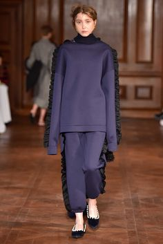 Aw17, Mother Pearl, London Fashion, Catwalk, Normcore, Stuff To Buy, Collection, Style, Stylus