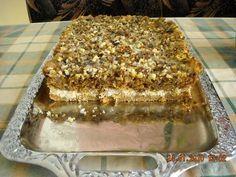 Tiramisu, Banana Bread, Good Food, Sweets, Ethnic Recipes, Desserts, Romania, Knits, Brownies