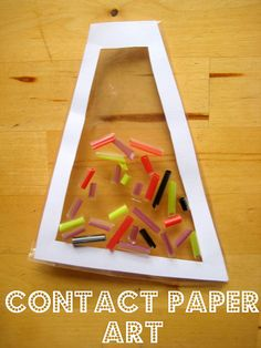 contact paper art | Flickr: Intercambio de fotos