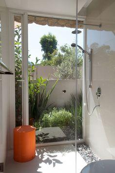 Indoor Outdoor Shower Designs