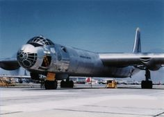 Consolidated B-36 Peacemaker