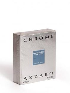 Refreshing Chrome Azzaro