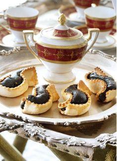 biscotti al mosto d'uva/biscuits with grape must #weddingideas
