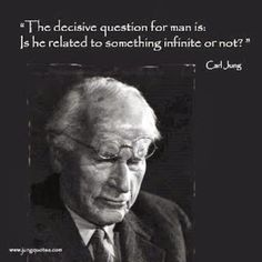 "Carl Jung and the ""Decisive Question."" 
