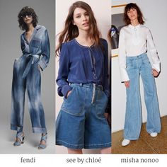 denim trends 2016 - Google Search