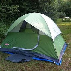 .amazon.com Coleman-2000007827-Sundome-4-Person-Tent & Outdoor camping tent for 4 person 8 person. Suitable for outdoors ...
