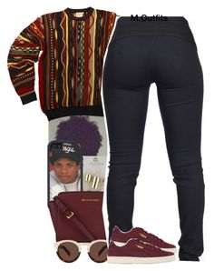 """""""Lil Uzi Vert - You was Right"""" by renipooh ❤ liked on Polyvore featuring Topshop, MICHAEL Michael Kors, Illesteva and Puma"""