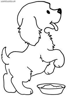 Die 15 Besten Bilder Von Ausmalbilder Hunde Ausmalbilder