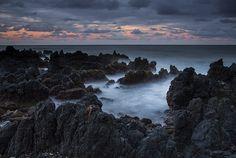 Ke'anae Peninsula - Maui - Hawaii | Jagged black lava rocks … | Flickr