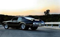 Sweet Tubbed Pro Street 1970 Oldsmobile 442 W30…