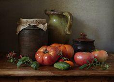 35PHOTO - Карачкова Татьяна - Сентябрь - время помидоров