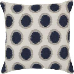 Pulp Home – Ikat Dot Pillow