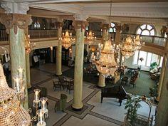 Hotel Utica, New York