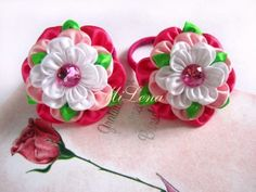 so many fabric flower tutorials in this forum!