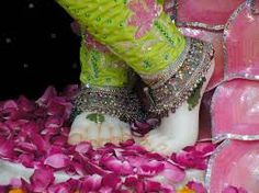 Image result for lotus feet of lord krishna