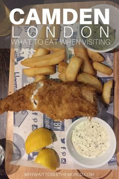 The best things to eat in Camden Town in London. The best restaurants, bars, markets and cafes to eat in in Camden Town. Don't miss eating in Camden Town. Camden is one of the best places to eat in London. Camden Food, Camden London, Cool Cafe, London Restaurants, Best Places To Eat, Special Recipes, Foods To Eat, Street Food, The Best