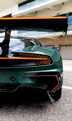Behold The Unfathomably Gorgeous Spectacle Of An Aston Martin Vulcan Track Day