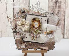 Schnipsel & MEHR: Happy B-Day Papernest Doll