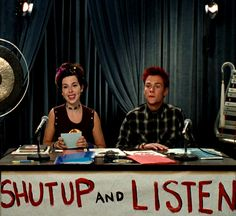 And welcome to Shutup and Listen... I just LOLed! Love this part!