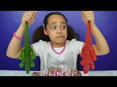Giant Gummy Hulk Hands | D I Y - Candy & Sweets Review | Toys AndMe - YouTube