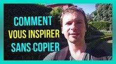 Comment vous INSPIRER sans COPIER (16/365) : https://www.youtube.com/watch?v=G4H6zoDcf8c&list=PLlNaq4hbeacQso7BcO89UKoc9r0qh5kCL&index=3 :) #Inspirer #Inspiration #Copier