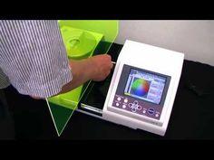 The New CM-5 Spectrophotometer from Konica Minolta Sensing