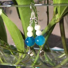 Fancy Earrings by KainaluCreationsCo on Etsy